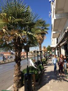 saloniki, grecja, wakacje, podróż, weekend, dziewczyny, przyjaciółki, impreza, zwiedzanie, bar, woda, miasto