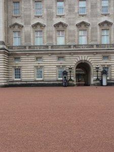 Londyn, weekend, zwiedzanie, miasto, stolica, Wielka Brytania, turysta, Buckingham Palace, warta