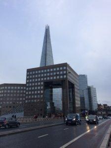 Londyn, weekend, budynek, Shard, zwiedzanie, miasto, stolica, Wielka Brytania, turysta