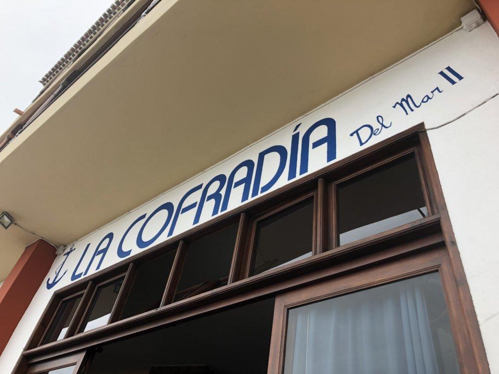 restauracja, la cofradia, miasteczko, budynki, garachico