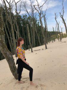martwy las iwydma